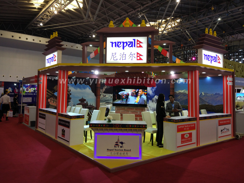 Exhibition Booth Contractor Usa : Yimu exhibition china stand contractor booth