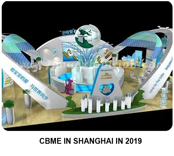 Booth design and construction for CBME