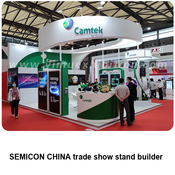 SEMICON CHINA trade show stand builder